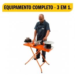 Máquina de Medir e Enrolar Fios e Cabos MDK 200 Cod. 3956