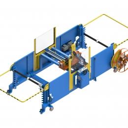 Bobinador e Rebobinador de Cabos MDK 5000 Cod. 3965