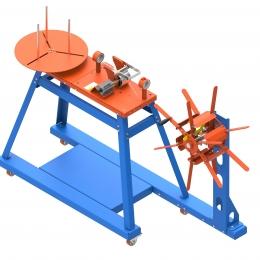Máquina de medir e enrolar fios e cabos MDK 200 ROBUST Cod. 108344